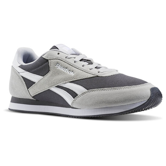 Reebok - Reebok Royal Classic Jogger 2RS Light Solid Grey/Soft Black/White BD3226