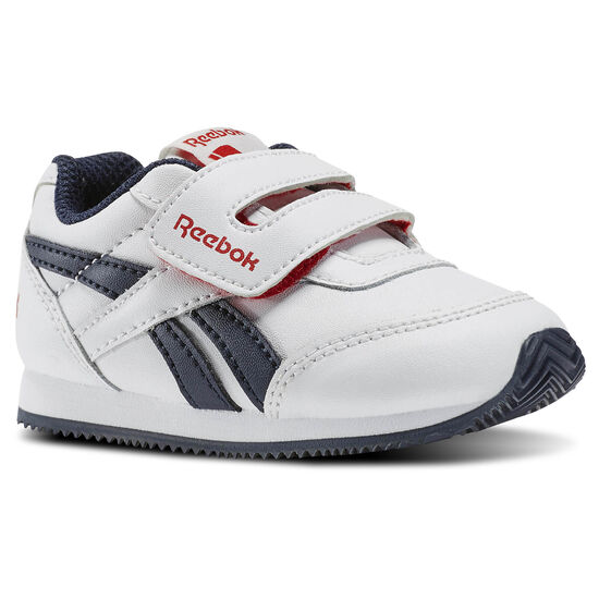Reebok - Reebok Royal Classic Jogger 2.0 KC White/Collegiate Navy/Red Rush V70480