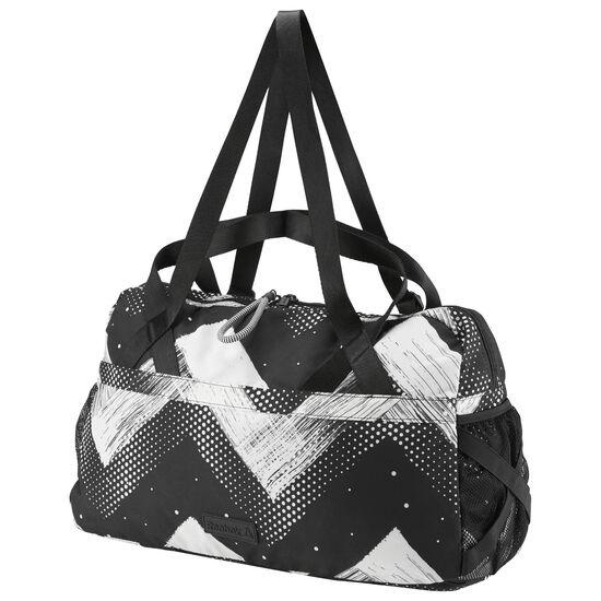 Reebok - Studio Graphic Duffle Bag Black BK5944