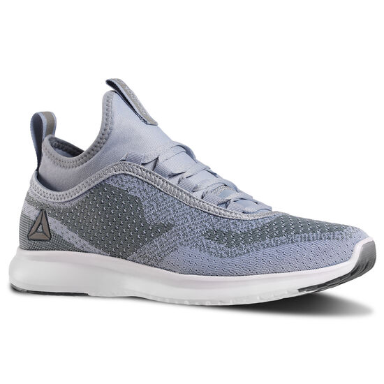 Reebok - Reebok Plus Runner Ultraknit Gable Grey/Stonewash/Running White/Silver Metallic BS5456