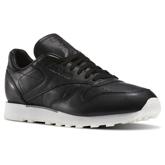 Reebok - Classic Leather OMN Black/Classic White BD1906