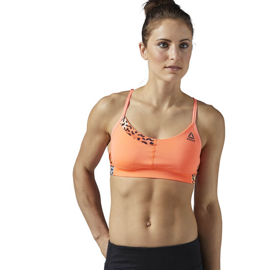 Reebok - Running Essentials Padded Sports Bra Guapun BQ7486
