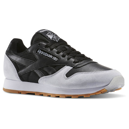 Reebok - Reebok Classic Leather Perfect Split Black/Cloud Grey-Gum AR1895