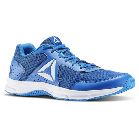 Reebok - Express Trainer Awesome Blue/Horizon Blue/Black/White BD5779