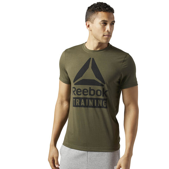 Reebok - Training Speedwick Tee Army Green BR5563