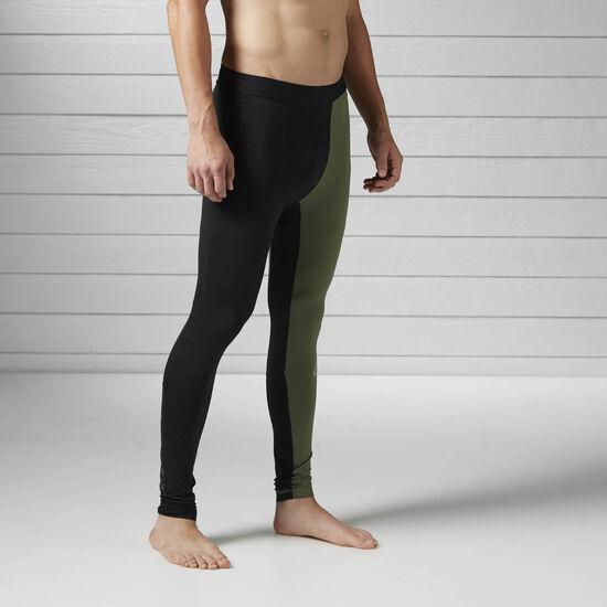 Reebok - Компрессионные брюки Power HUNGRN B45998