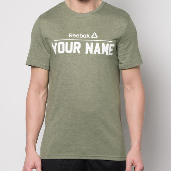 Reebok - Reebok T-Shirt Canopy Green AJ8192