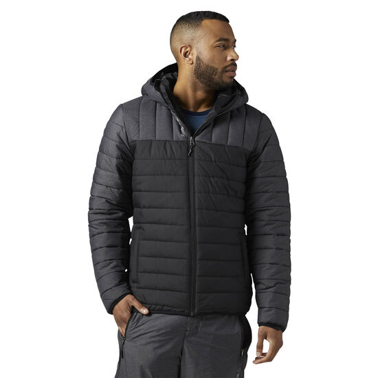 Reebok - Outdoor Padded Jacket Black BR0462