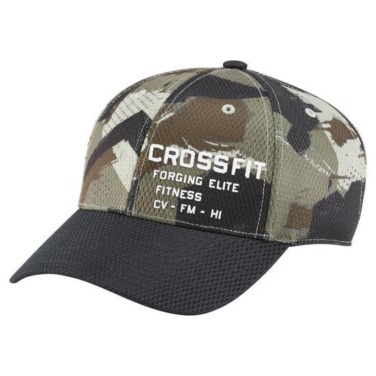 Reebok - CrossFit Baseball Cap Hungrn/Black BP7356