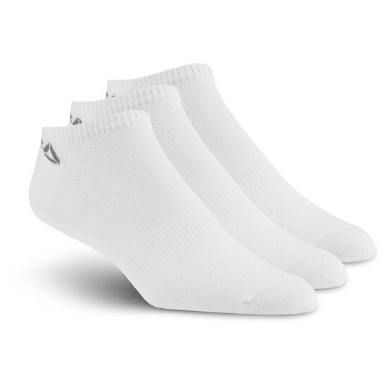 Reebok - Reebok ONE Series Socks - 3pack White/White/White/Tingre BP6233
