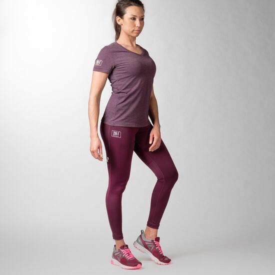 Reebok - Calça Legging Ks Pacific Purple BK0613