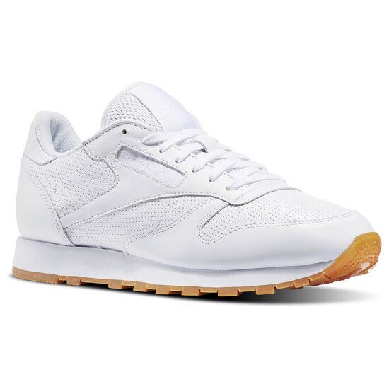 Reebok - Classic Leather PG White/Carbon/Snowy Grey-Gum BD1643