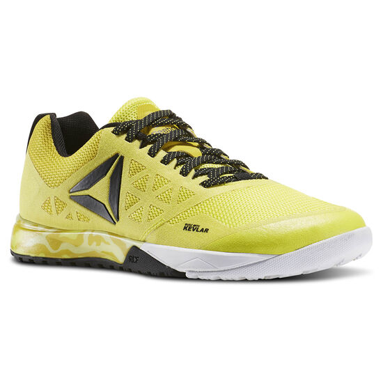 Reebok - Reebok CrossFit Nano 6.0 Hero Yellow/Harvest Green/Black/White/Pewter AR3300
