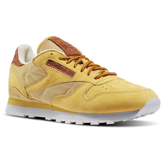 Reebok - Classic Leather OL Golden Wheat/Steel/Semi Solar Gold/Ginger BD2037