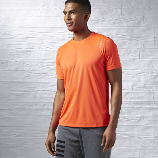 Reebok - Running Essentials Short Sleeve Tee Atomic Red AX9854