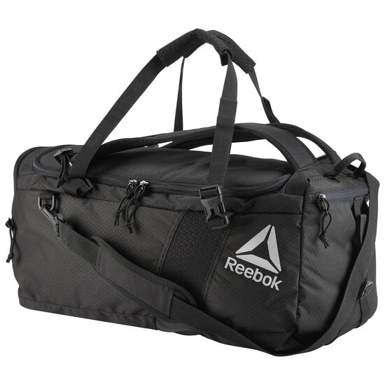 Reebok - Reebok Convertible Grip Bag Black BQ4784