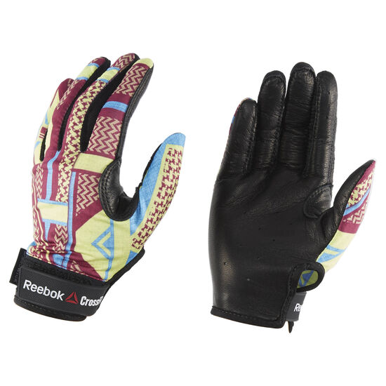 Reebok Crossfit Training Gloves: Reebok CrossFit Competition Glove - Yellow