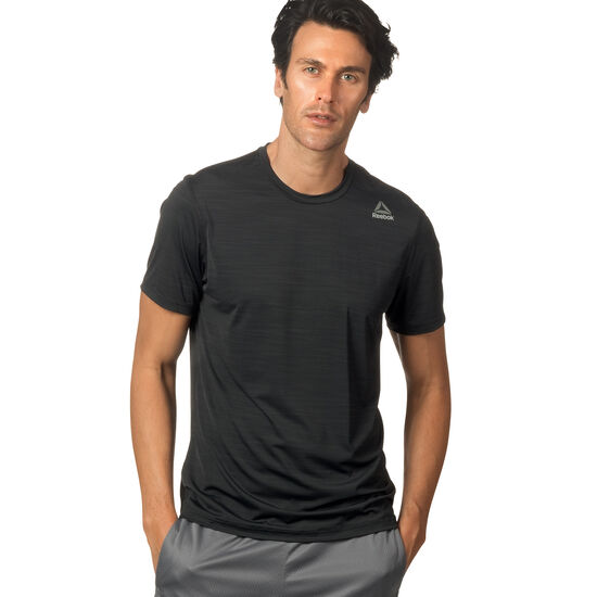 Reebok - Workout Ready ACTIVCHILL Tech Tee Black BS1410