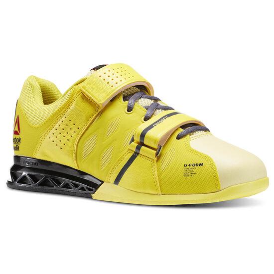 Reebok - Reebok CrossFit Lifter Plus 2.0 Yellow Spark/Yellow Filament/Ash Grey/Black V72386