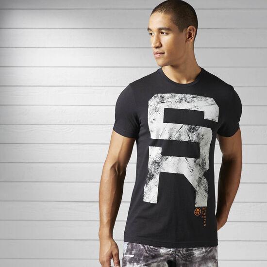 Reebok - Reebok Spartan Race Bi-blend T-Shirt Black BK1352