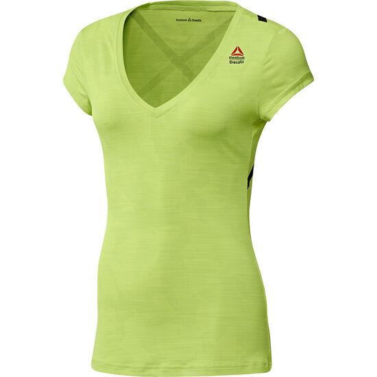 Reebok - Reebok CrossFit ACTIVCHILL Short Sleeve Tee Kiwi Green BK1157