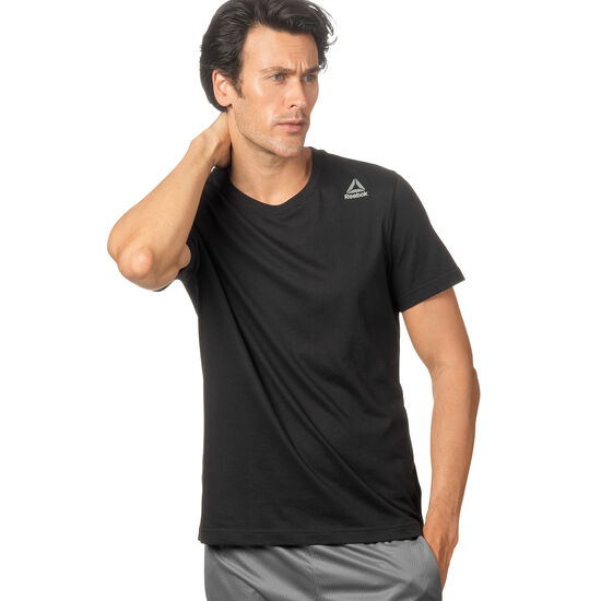 Reebok - Hommes Elements Classic Tee Black BK3344