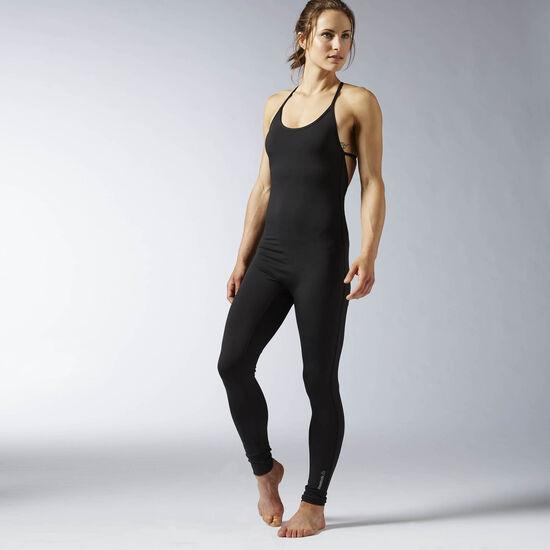 Reebok - Women's Dance Bodysuit Black S93764