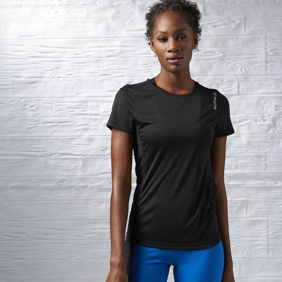 Reebok - Running Essentials Short Sleeve Tee Black AJ0435