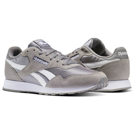 Reebok - Reebok Royal Ultra Ch Solid Grey/White BS7968