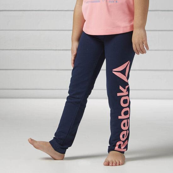 Reebok - Girls Essentials Leggings Collegiate Navy BK4343