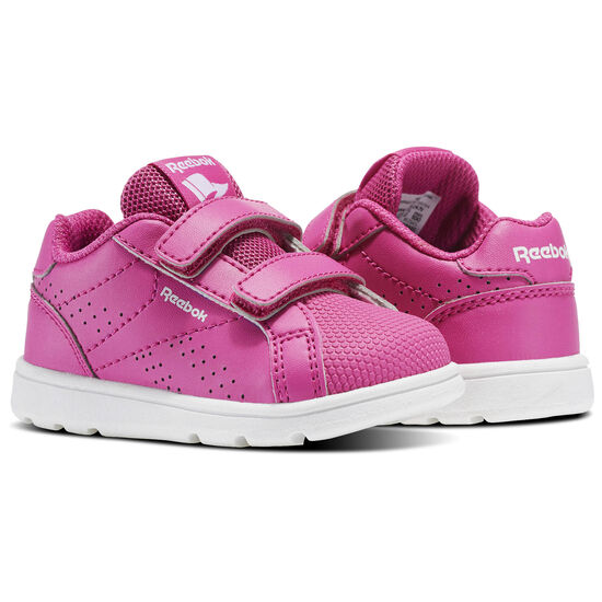 Reebok - Reebok Royal Complete Clean - Infant & Toddler Charged Pink/White BS7945