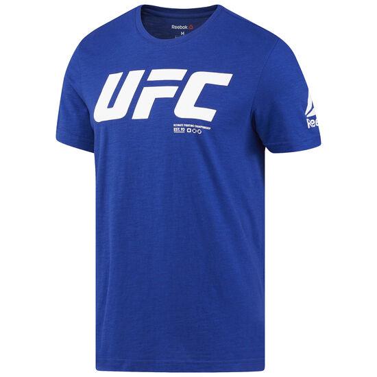Reebok - UFC Ultimate Fan Logo Tee Deep Cobalt BS2920