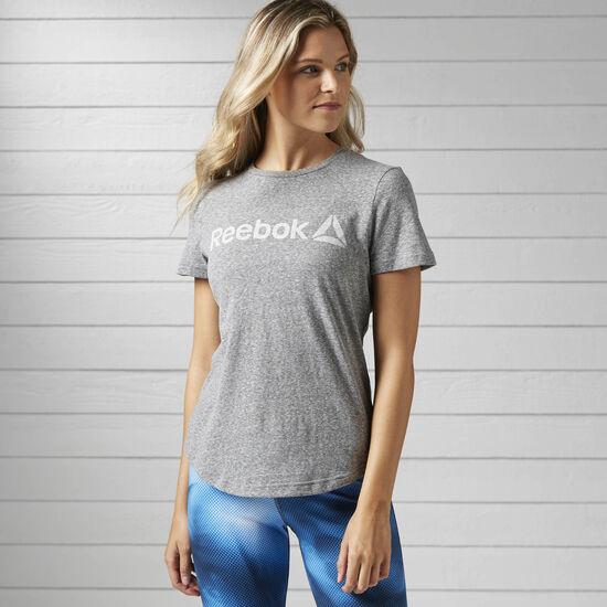 Reebok - Camiseta Elements Black BK3899