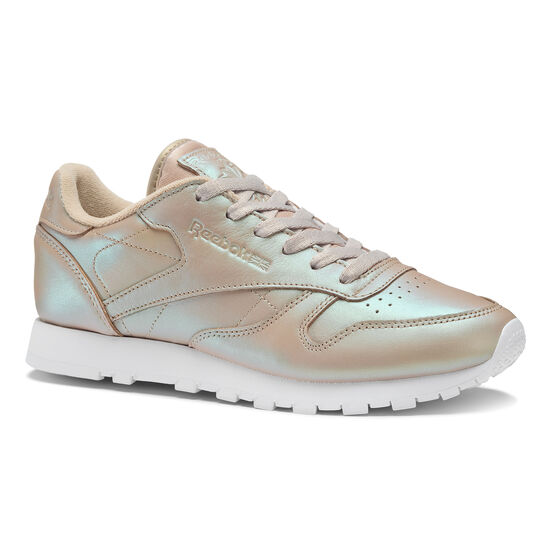 Reebok - Classic Leather Pearlised Champagne/White BD4309