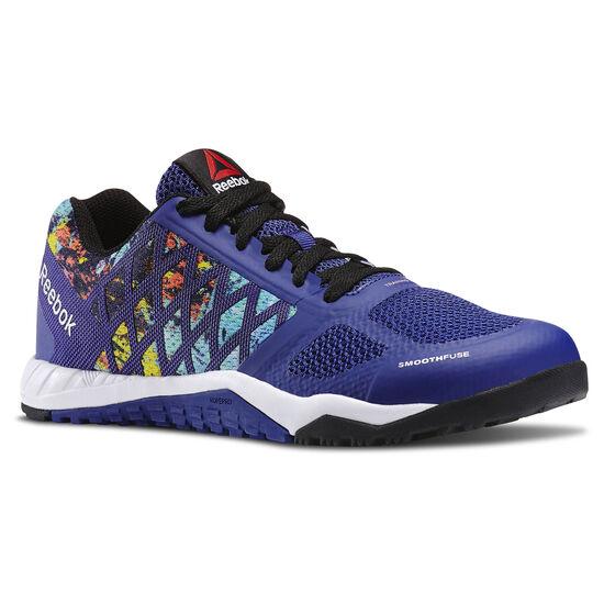 Reebok - Zapatillas de Training ROS Workout TR NIGHT BEACON/ELECTRO BLUE/ICONO PINK/WHT/BLK V72581