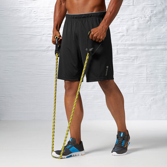 Reebok - Reebok ONE Series Stretch Knit Training Short Black Z81718