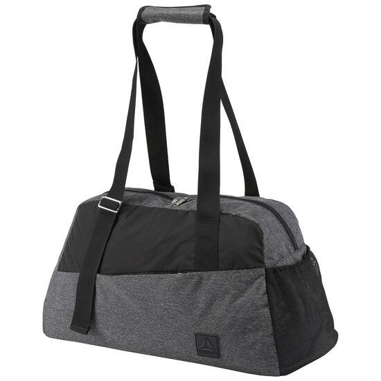 Reebok - Lead & Go Graphic Grip Duffle Bag Black BR9514