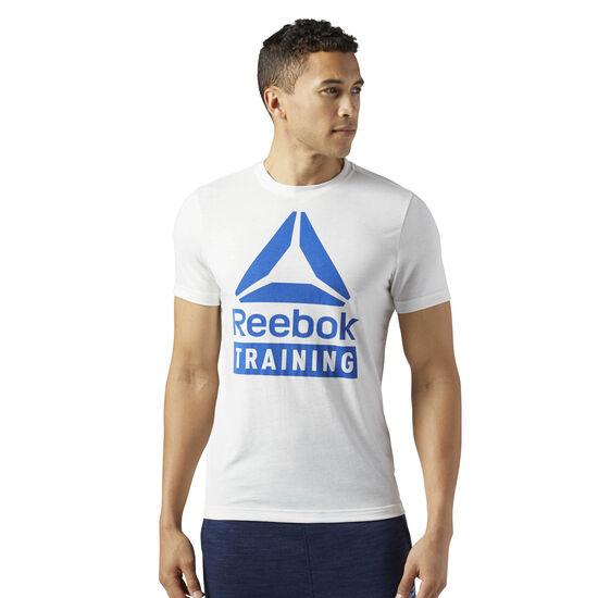 Reebok - Training Speedwick Tee Chalk BR5572