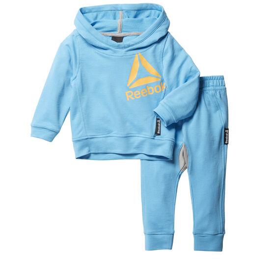 Reebok - Conjunto Baby BLUE BEAM S15-R BK3515