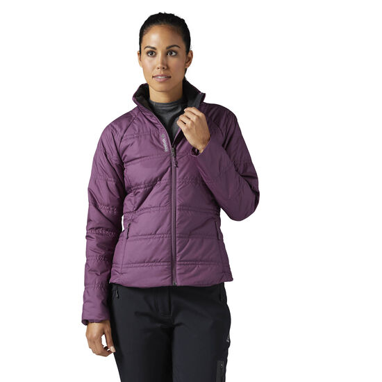 Reebok - Outdoor Padded Jacket Washed Plum BR0526