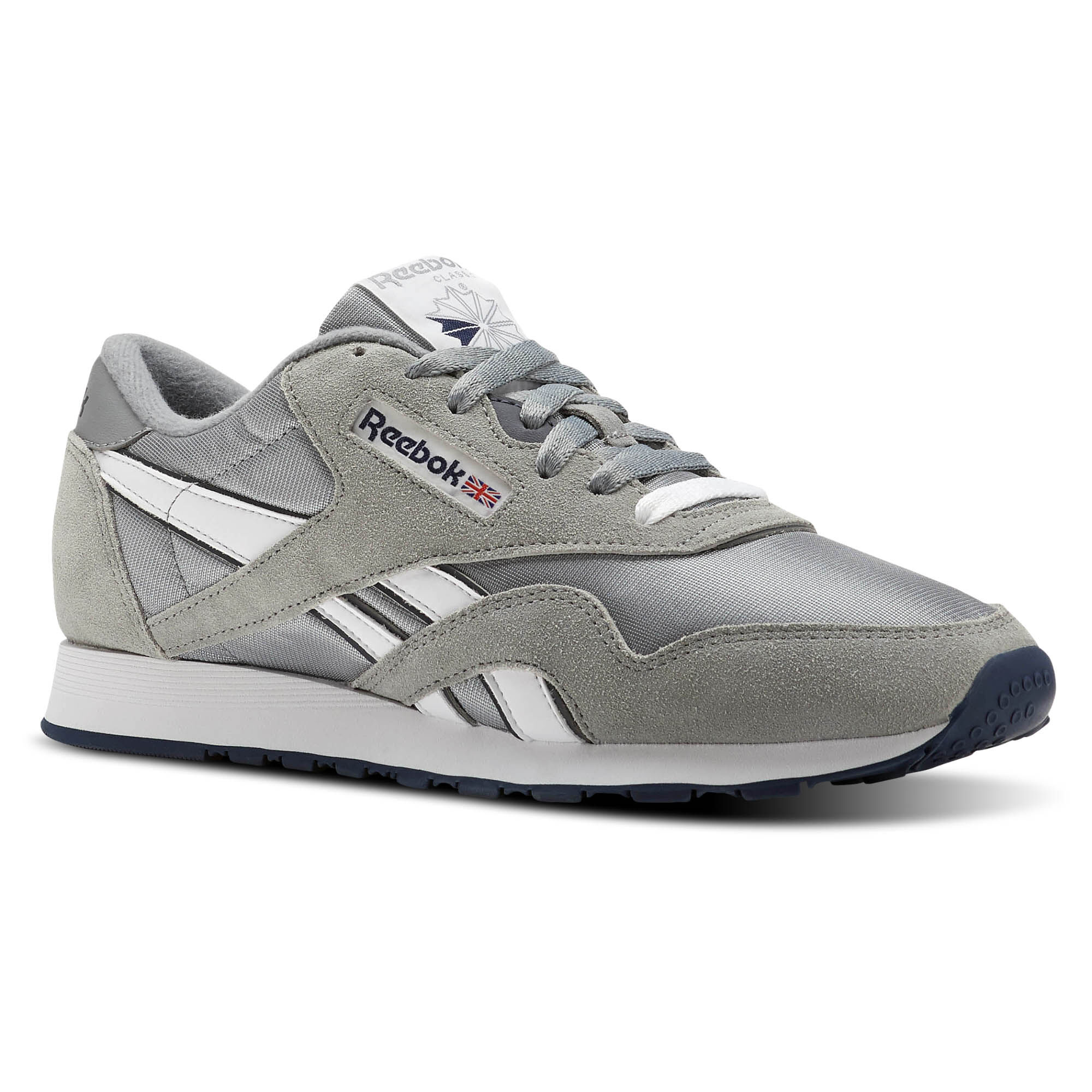 Reebok Classic Leather Mens Shoes White