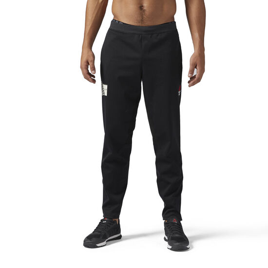 Reebok - Reebok CrossFit Thermal Trackster Pants Black BQ7670