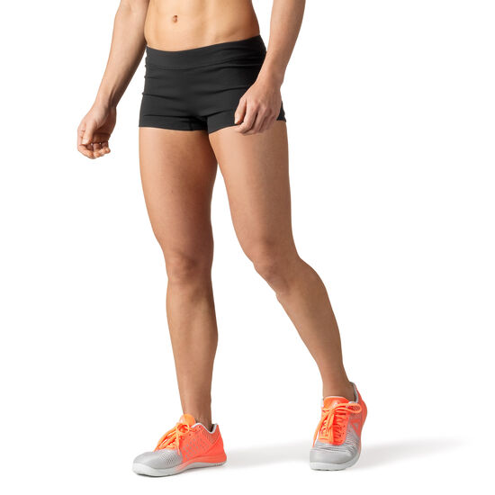 Reebok - Femmes Reebok CrossFit Chase Shorty Black BJ9821