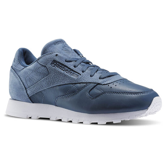 Reebok - Classic Leather Sea You Later Brave Blue/White BD3108