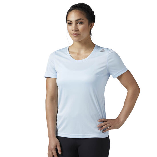 Reebok - Running Essentials Tee Fresh Blue BQ5472