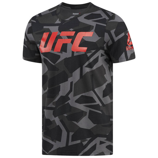 Reebok - UFC Ultimate Fan Graphic Tee Black BQ2961