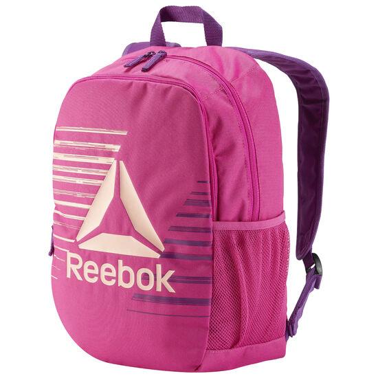 Reebok - Kid's Backpack Charged Pink BQ4085