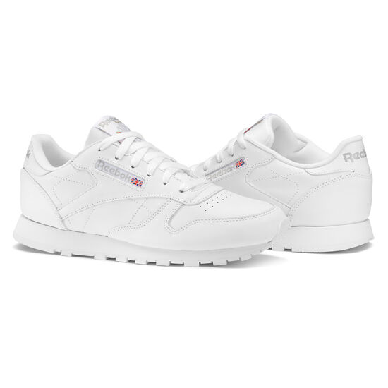 Reebok - Tênis Classic Leather INT-WHITE 2232
