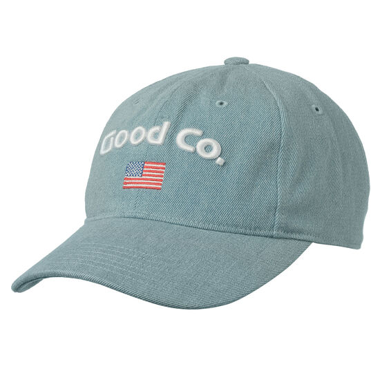 Reebok - Reebok x The Good Company Cap Sky Blue CD3970