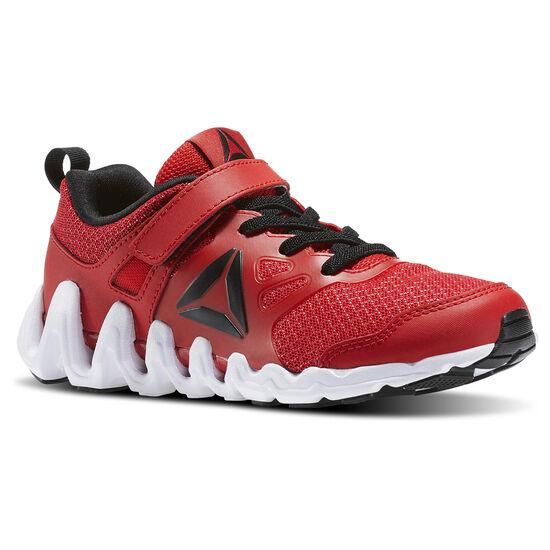 Reebok - Kids Zig Big N' Fast Pro ALT Athletic-primal Red/White/Black BS8664